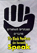 Watch Full Movie - The Black Panthers (in Israel) Speak - Watch Documentries