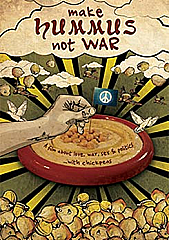 Make Hummus Not War