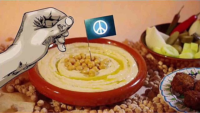 Watch Full Movie - Make Hummus Not War - Watch Trailer