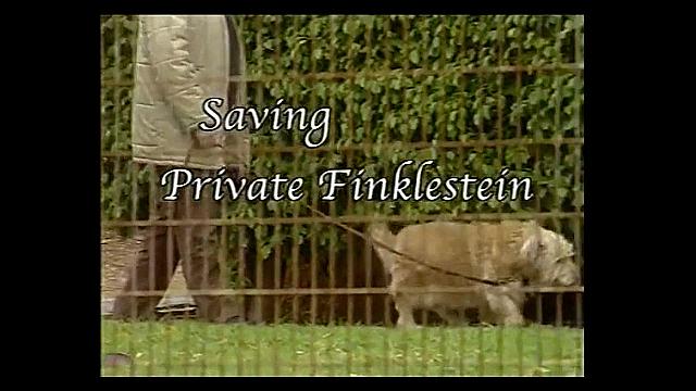 Watch Full Movie - Saving Private Finkelstein - Watch Trailer